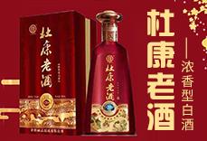 洛阳杜康控股杜康老酒全国运营中心